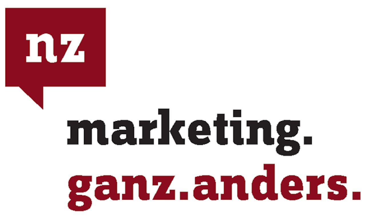 Marketingberatung in Hamburg | nz – marketing.ganz.anders. Logo